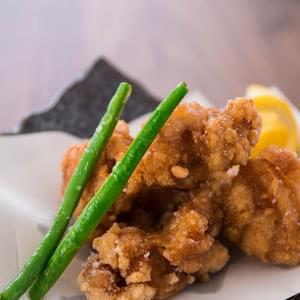 Chicken Karaage (Japanese Fried Chicken)