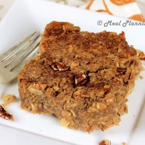 Honey-Kissed Apple Snack Cake