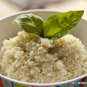 Cauliflower Rice a Great Alternative to Rice
