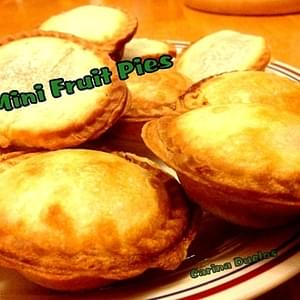 Cari's Mini Fruit Pies