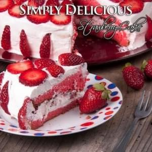 Simply Delicious Strawberry Cake