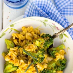 Butternut Squash Mac-N-
