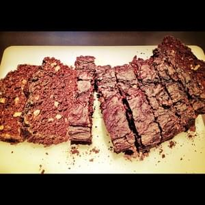 Protein Chocolate Banana Bread