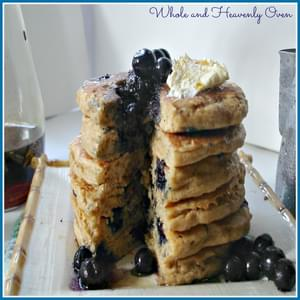 Best-Ever Blueberry Buttermilk Pancakes