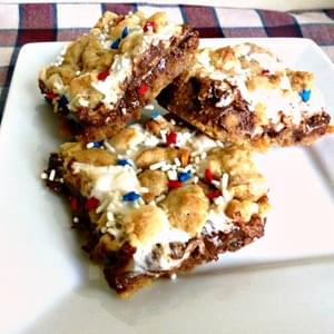 Ooey Gooey S' Mores Bars from Taste of Home