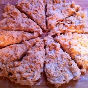 Apple Cinnamon Scones