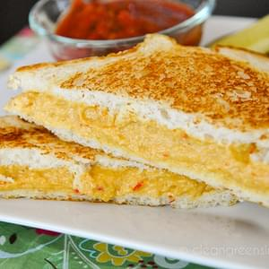 Vegan Grilled Cheese