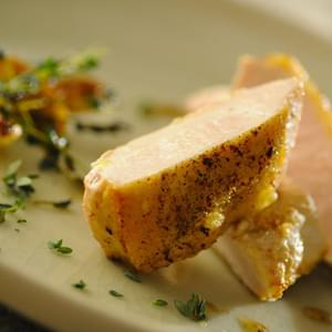 Herb-Basted Chicken Breast