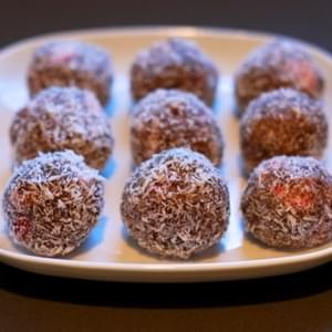 Primal Blueprint Nutty Strawberry Protein Balls