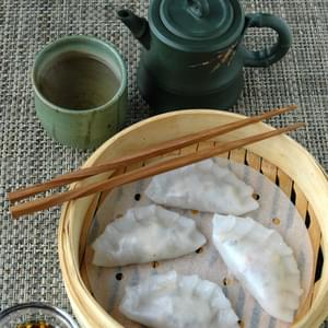 Shrimp and Pork Dumplings (Chiu Chow Fun Gor)