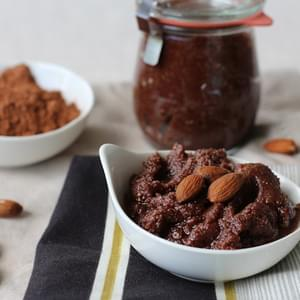 Deep Chocolate Coconut Almond Butter