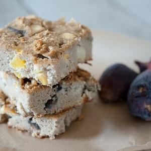 Apple Peach Fig Bars