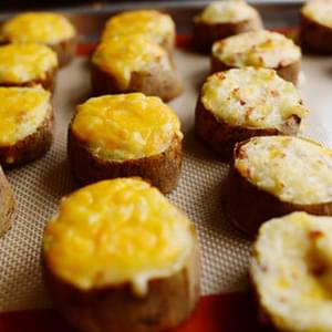 Slice-Baked Potatoes