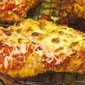 Chicken Parmesan – An Easy Company Feast