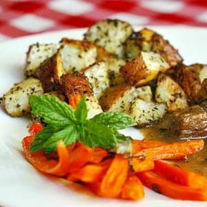 Shown with Herb Roasted Potatoes