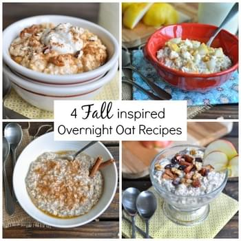 Basic Vegan Overnight Oats