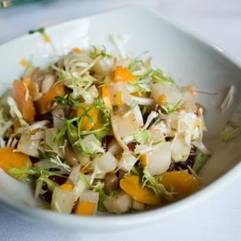 Seasonal Chopped Salad