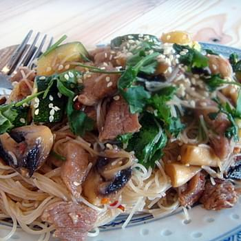 Quick and Easy Chinese Fried Noodles