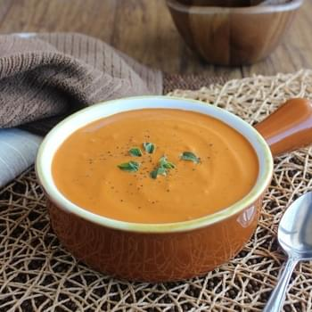 Rich Tomato Bisque