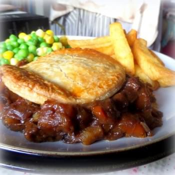 *Easy Steak Pie*