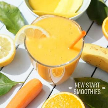 Orange, Mango, Carrot Immune Support