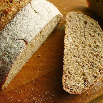 Wholemeal Loaf With Dark Beer And Honey
