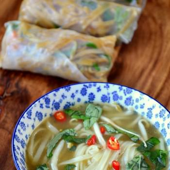 Noodle Broth