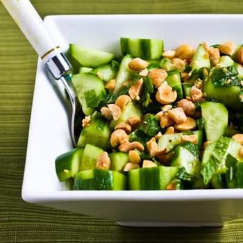 Wake-Up-Your-Mouth Thai Cucumber Salad