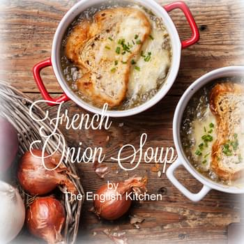 A healthier French Onion Soup