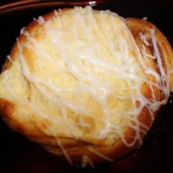 Happy Cheese Lover's Day! Make easy cheese danishes at home-