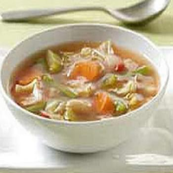 Easy Stovetop Cabbage Soup