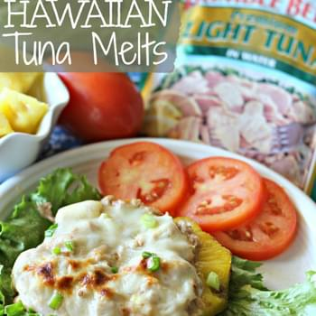 Hawaiian Tuna Melts