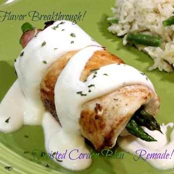 Twisted Cordon Bleu ~ Remade!