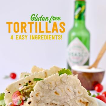 Grain Free Tortillas