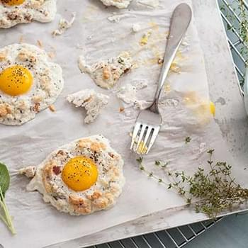 Gluten Free Bacon and Egg Nests