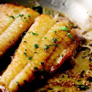 Recipes With Flounder Fillets