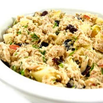 Whole Foods Amazing Tuna Salad Made Skinny