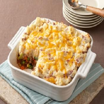 Diabetic Shepherd's Pie
