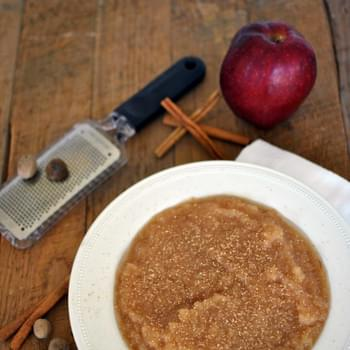 Best Homemade Slow Cooker Applesauce