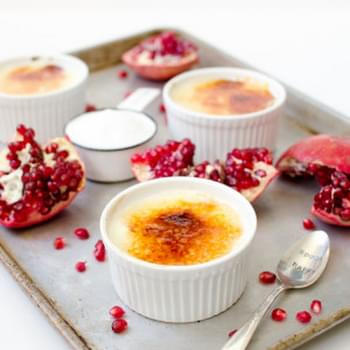 Yogurt Brûlée Recipe (Opt. Vegan)