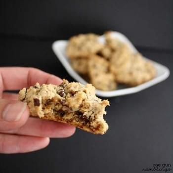 Dairy Free Lactation Cookies Recipe AKA My Favorite Chocolate Chip Cookie