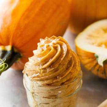 Whipped Cinnamon Pumpkin Honey Butter