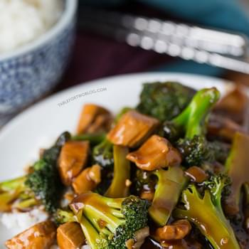 Easy 20-Minute Teriyaki Chicken and Broccoli