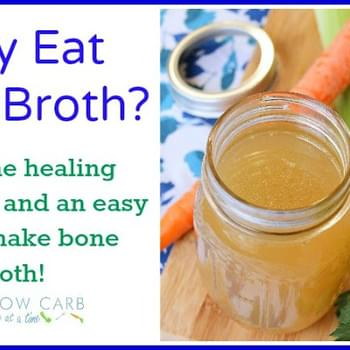 Homemade Bone Broth