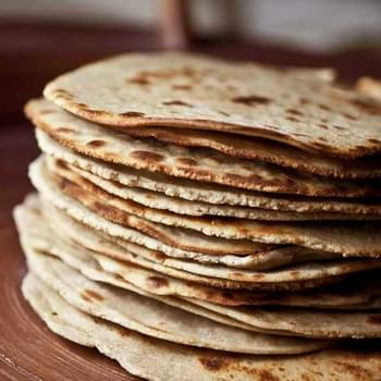 Clean Eating Quinoa Tortillas