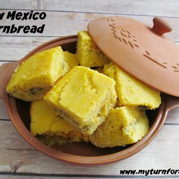 New Mexico Cornbread