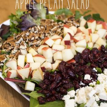 Apple Pecan Salad