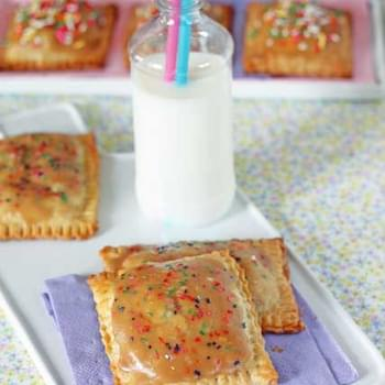 Caramel Apple Pie Pop-Tarts