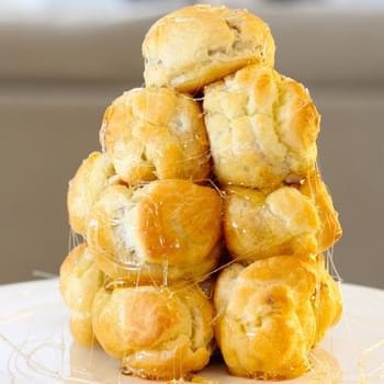 Croquembouche (Cream Puff Tower)