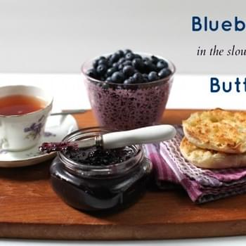 Slow-Cooker Blueberry-Plum Butter